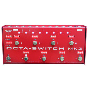 Carl Martin Octaswitch Mk3 Pedal