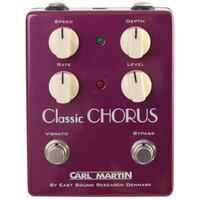 Carl Martin Classic Chorus Pedal