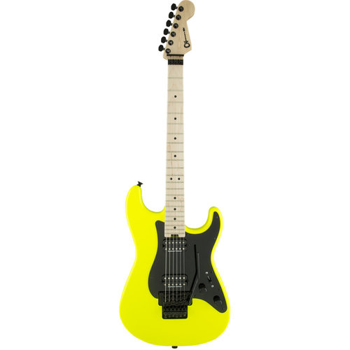 Charvel Charvel Pro Mod So-Cal Style 1, FR, Neon Yellow