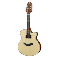 Crafter M77E Electro-Mandolin, Natural