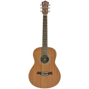 Chord CSC35 Travel Guitar, Sapele