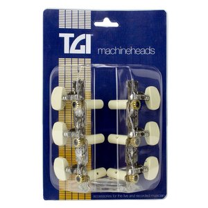 TGI Machineheads Classical (3-a-Side), Nickel