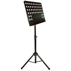 TGI Conductor's Music Stand in Bag, Black