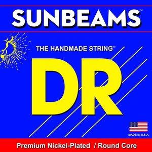 DR Sunbeam 6-String Bass Set, .030-.125