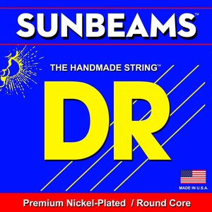DR Sunbeam Bass String Set