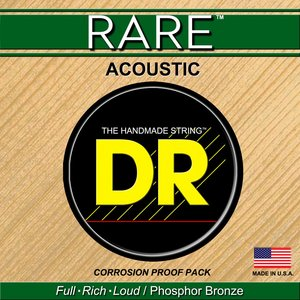 DR Rare Acoustic String Set
