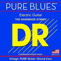 DR Pure Blues Electric String Set