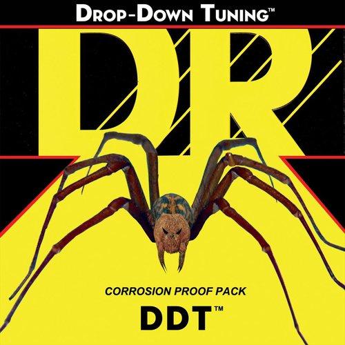 DR Strings DR DDT 5-String Bass Set