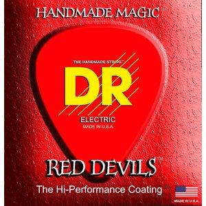 DR K3 Red Devils Coated Electric String Set