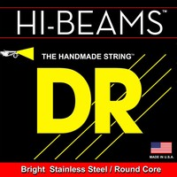 DR Hi-Beam 5-String Bass Set