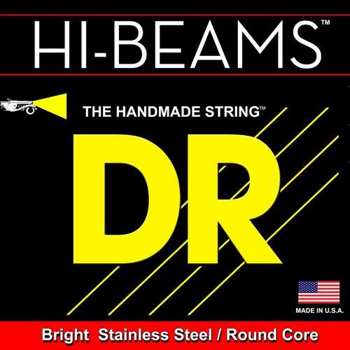 DR Strings DR Hi-Beam 5-String Bass Set