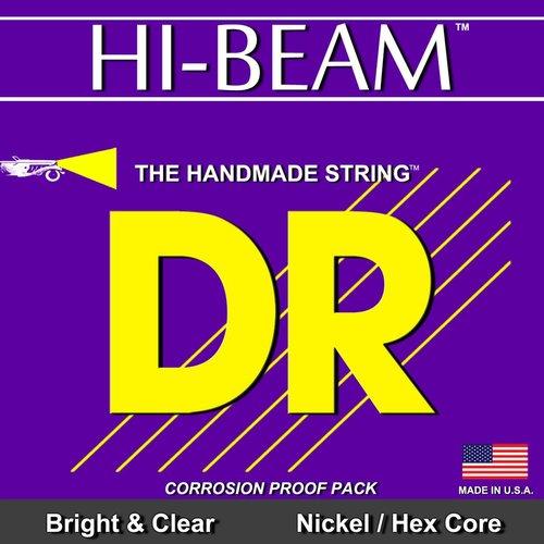 DR Strings DR Hi-Beam Electric String Set