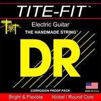 DR Tite Fit Electric String Set, Round Core