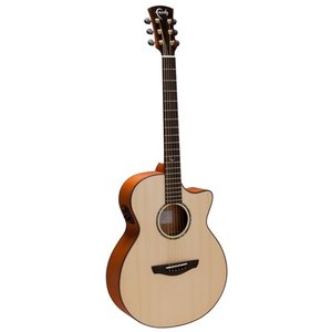 Faith Natural Venus Electro-Acoustic, All Solid, Engelmann Spruce Top, Mahogany Back