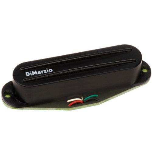DiMarzio DiMarzio DP189 Tone Zone S Rail Pickup, Black