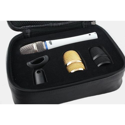 Heil Heil PR22 Dynamic Microphone w/ Case, White