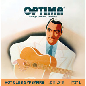 Optima Hot Club Gypsyfire Acoustic String Set