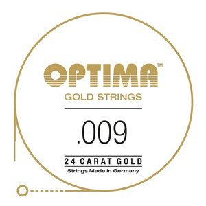 Optima Gold Single String, Plain