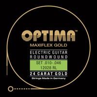 Optima Gold Maxiflex Electric Guitar String Set