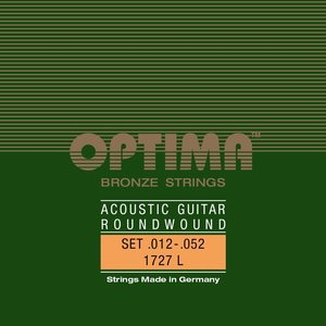 Optima Acoustic String Set, Bronze
