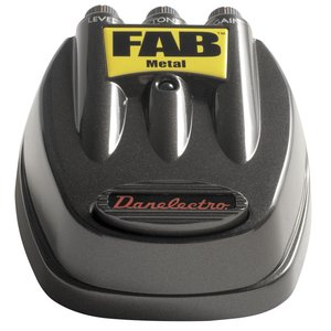 Danelectro Fab Metal Distortion Pedal
