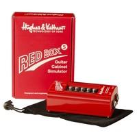 Hughes & Kettner Red Box 5 DI Box and Cabinet Simulator
