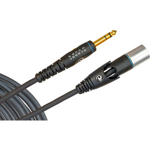 Planet Waves Audio Cable, Custom Series, Swivel XLR to Jack