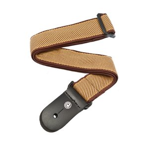 Planet Waves Woven Guitar Strap - Tweed
