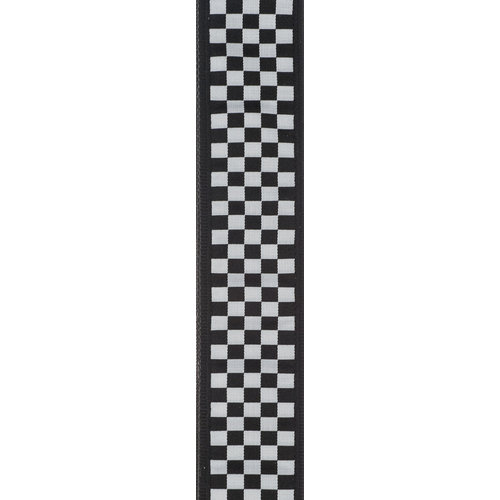 Planet Waves Planet Waves Woven Guitar Strap - Check Mate