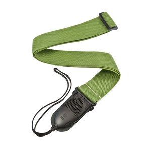 Planet Waves Acoustic Quick Release Guitar Strap - Green