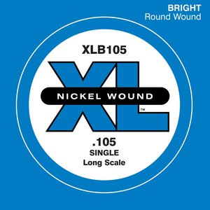D'Addario Single String, Bass