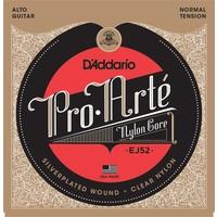 D'Addario ProArte Alto Guitar Strings EJ52