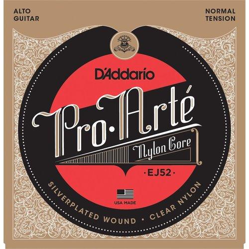 D'Addario D'Addario ProArte Alto Guitar Strings EJ52