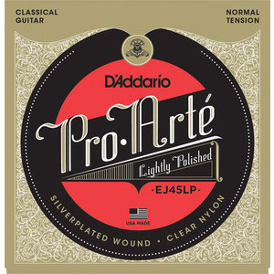 D'Addario ProArte Lightly Polished Classical Guitar String Set