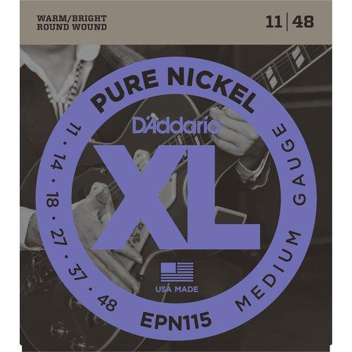 D'Addario D'Addario XL Pure Nickel Electric Guitar String Set