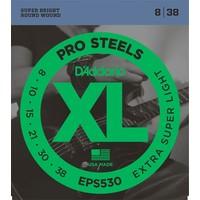 D'Addario ProSteels Electric String Set