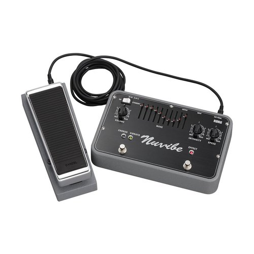 Korg Korg Nuvibe Vibrato Chorus Effector Pedal