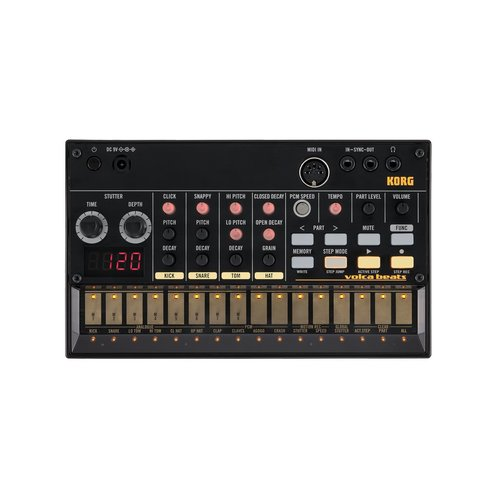 Korg Korg Volca Beats Analogue Rhythm Machine