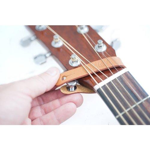 RightOn! RightOn! Neck Straplink Acoustic Guitar Strap Button, Canyon