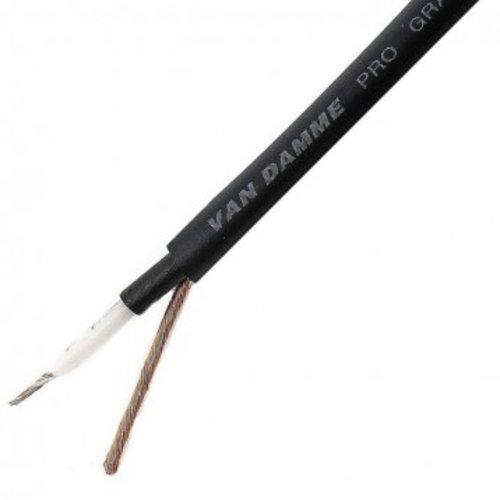 Van Damme Van Damme Pro Grade XKE Unbalanced Pro-Patch Cable, per meter