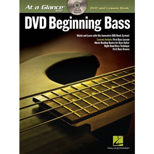 Hal Leonard At A Glance - Beginning Bass