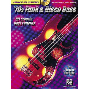 Bass Builders: 70s Funk and Disco Bass