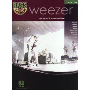 Bass Play-Along Volume 24: Weezer