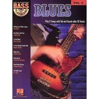 Blues Bass Play-Along (Book/CD)