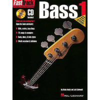 Fast Track: Bass - Book One