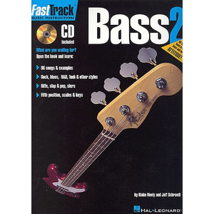 Fast Track: Bass - Book Two