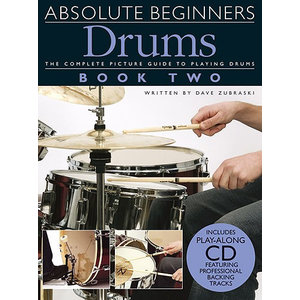 Absolute Beginners: Drums - Book Two