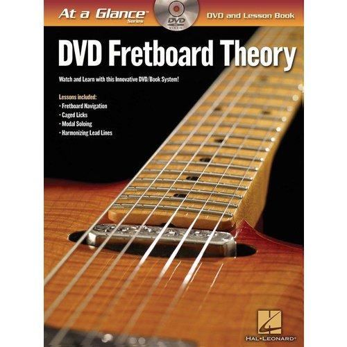 Hal Leonard At A Glance - Fretboard Theory