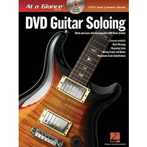 At A Glance - Guitar Soloing