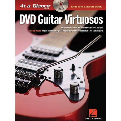 Hal Leonard At A Glance - Guitar Virtuosos